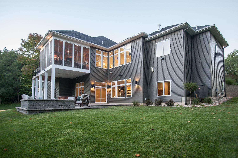 Crdr homes cedar rapids ia custom home builder for Home builders iowa